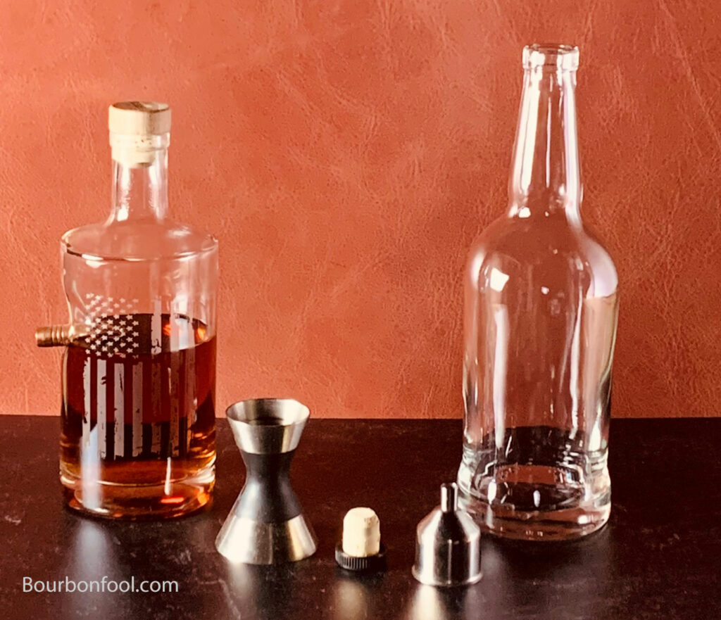 Everything you need for an Infinity bottle